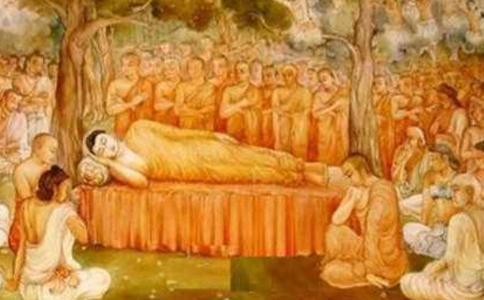 佛陀涅槃后去了哪里?