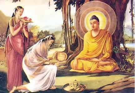 腊八与佛教