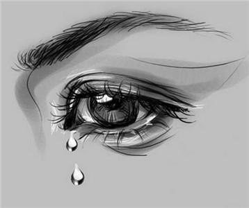 感动的眼泪