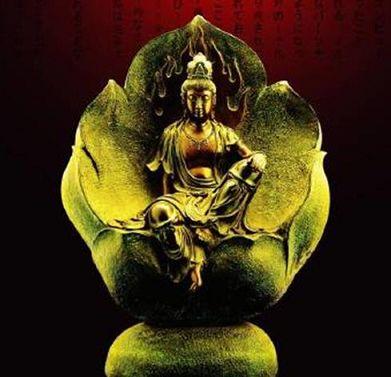 佛像的说法印